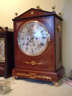 Antique Clock Restoration Cheshire